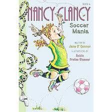 Nancy Clancy, Soccer Mania (Paperback) By Jane OConnor : Target