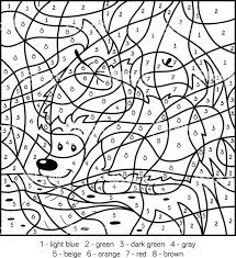 Find this pin and more on pracovné listy by anna žáková. Math Worksheet Coloring By Numbers Free Printables Book Color Number Worksheets Printable Math Color By Number Worksheets Free Worksheets Educational Sites For Kindergarten Senior High School Mathematics Math Times Tables Worksheets 3rd