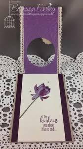 163 Best Fold Over Cards Images Folded Cards Handmade Cards
