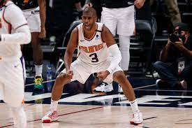 Phoenix Suns' Chris Paul placed under ...