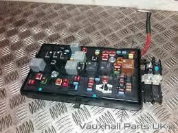 vauxhall astra j mk6 uec front fuse box fusebox relay 13449205 Insignia Fuse Box vauxhall insignia a mk1 uec front fuse box fusebox relay 13275881 mf 46849 insignia fuse box layout