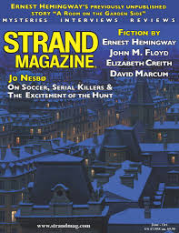 the strand magazine unpublished ernest hemingway short story