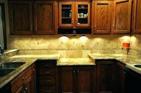 Black Granite Countertops With Tile Backsplash Gorgeous Countertops And Backsplash Ideas For Black Granite And Maple