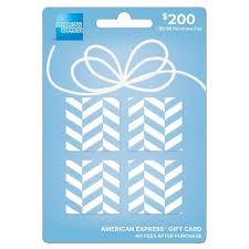 american express 100 gift card