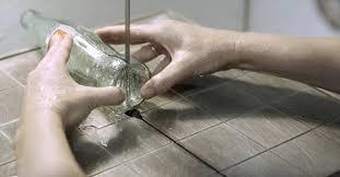 creative ideas diy stunning chandelier from coca cola glass bottles