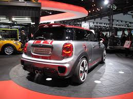 John Cooper Works concept on display at the Detroit Auto Show ...