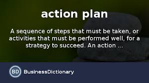 Sample Personal Action Plan Fascinating What Is Action Plan Definition And Meaning BusinessDictionary