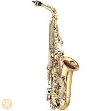 yamaha saxophone. yamaha yas-62 alto saxophone
