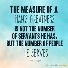 Christian Quotes For Men Best of 24 Awesome Quotes About Serving Others ChristianQuotes