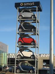 Smart Car Vending Machine Germany Enchanting Architecture Branding MercedesBenz Gets Wise With Smart In North