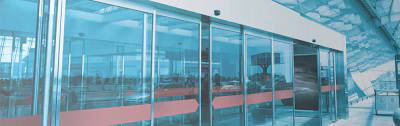 automatic doors system installation