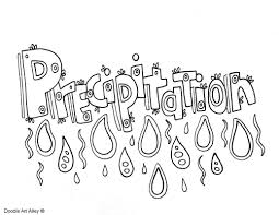 Coloring Pages Remarkable Water Cycle Coloringge Image Ideasges
