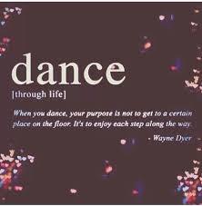 Dance And Life