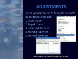 Chapter 7 Chapter 7 Overview Accounting Cycle