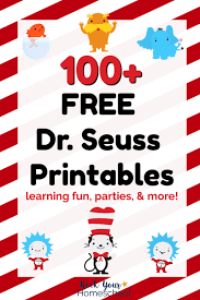 Seuss coloring pages and worksheets as fun family activities after you read the related book. 100 Free Dr Seuss Printables Activities For Fantastic Fun Rock Your Homeschool