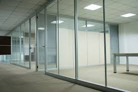 aluminum office partitions. Aluminum Frame Office Demountable Glass Partitions