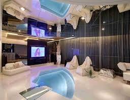 Interior  Modern Home Interior Design Modern Interior Design - Futuristic home interior