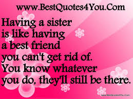 Best Friends Like Brother And Sister Quotes Best Friend I Was Born