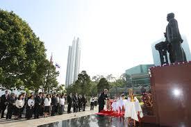 ไทยพาณิชย์จัดพิธีทำบุญตักบาตรในโอกาสก้าวสู่ปีที่ 111 แห่งการก่อตั้งธนาคารไทย แห่งแรก