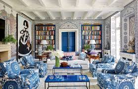 Classic Home Office Design Simple 48 Wallpaper Ideas For Every Room Photos Architectural Digest