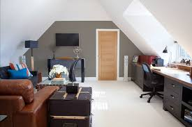 home office man cave. man cave decoration home office contemporary with tv room cherry wall clocks