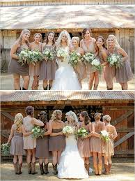 Simple Country Wedding Dresses  New Wedding Ideas Trends Country Western Style Bridesmaid Dresses