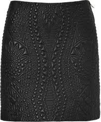 Emilio Pucci Quilted Leather Skirt | One Day | | Pinterest ... & Emilio Pucci Quilted Leather Skirt Adamdwight.com