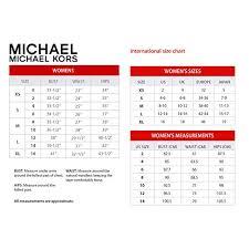 Michael Michael Kors Womens Layered Illusion High Neck One