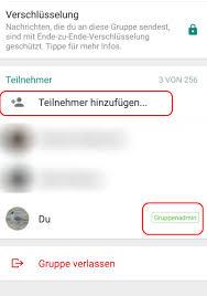 Whatsapp Gruppe Beitreten So Gehts