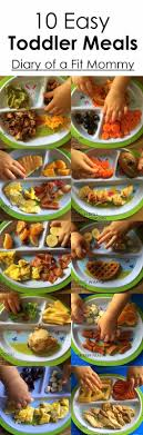 healthy meals for two year olds. diary of a fit mommy: 10 easy toddler meals {part 2} healthy for two year olds