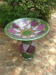 mosaic bird feeder inspirational 147 best birdbaths images on