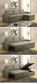 Couches With Beds Inside Best 25 Small Sleeper Sofa Ideas On Pinterest Sleeper Sofa
