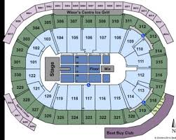 Rogers Seating Chart Edmonton Rogers Arena Tickets And Rogers Arena Seating Charts 2019
