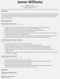 10 Examples Of Well Written Resumes Resume Samples