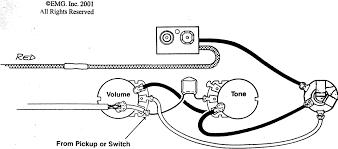 Emg 81 60 wiring diagram precision bass wiring diagram free wiring