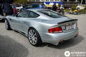 Aston Martin Mansory Vanquish S 29 Juni 2020 Autogespot