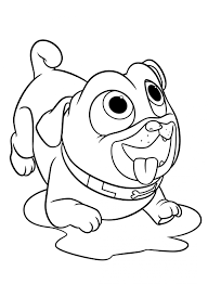 Puppy Dog Pals Clipart At Getdrawingscom Free For Personal Use