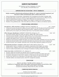 Unusual Front Office Manager Resume Format Unique Office Manager