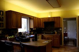 Lights Above Kitchen Cabinets Lighting Above Kitchen Cabinets Monsterlune