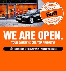 sixt a car fast convenient car