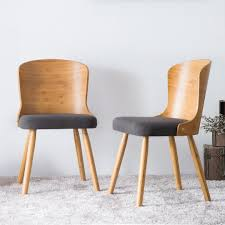 becca stool bamboo furniture modern bamboo. Corvus Calvados Mid-Century Modern Bamboo Dining Chair (Set Of 2) - Free Shipping Today Overstock.com 24634985 Becca Stool Furniture T
