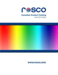 View Rosco Manualzz Com
