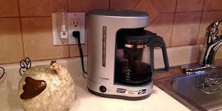 red 4 cup coffee maker 4 a review of 5 cup drip coffeemaker kitchenaid kcm0402er 4