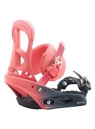 Womens Burton Stiletto Re Flex Snowboard Binding