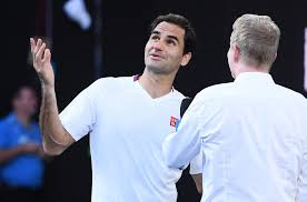 Harry Houdini meet Roger Federer, master Melbourne escape ...