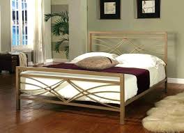 King Size Wrought Iron Bed Frame King Size Metal Headboard Wrought ...