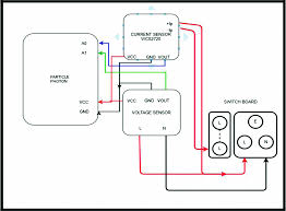 Vcc Organizational Chart Real Time Web Enabled Smart Energy Monitoring System Using