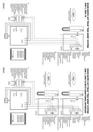 videx kit wiring diagrams video intercom system wiring diagram at Videx Intercom Handset Wiring Diagram