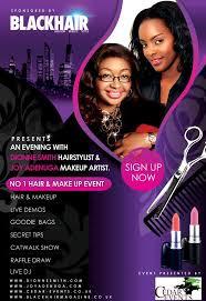 Hair And Makeup Flyer Design Vive Designs
