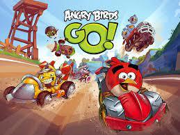 Angry Birds GO Screen 1024x768 - Rovio Entertainment Corporation